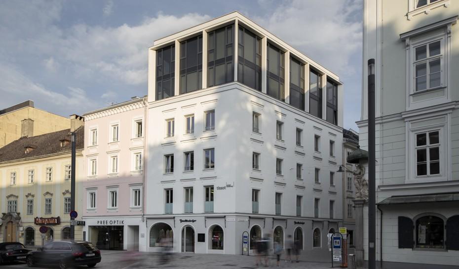 Promenade Linz Wohnungen