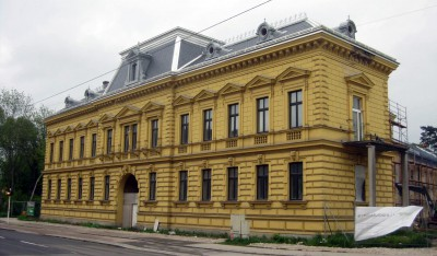 Herrenhaus Palais Löwenfeld
