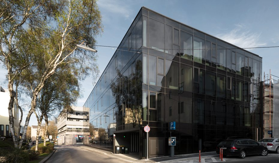 Ecke Oberlandesgericht Museumsstrasse