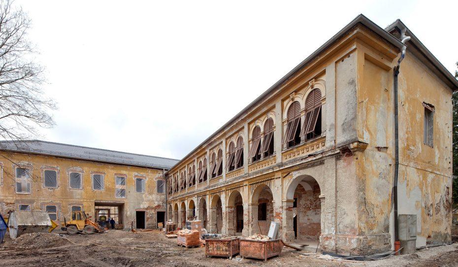 Palais Löwenfeld - Fensterläden